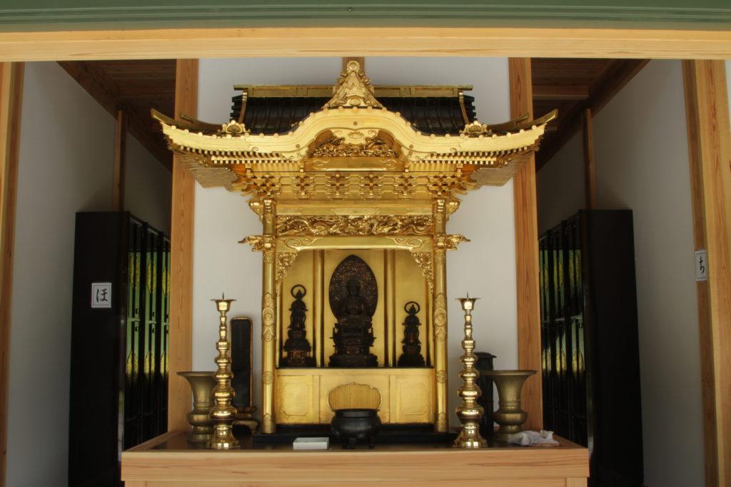 法福寺納骨堂
