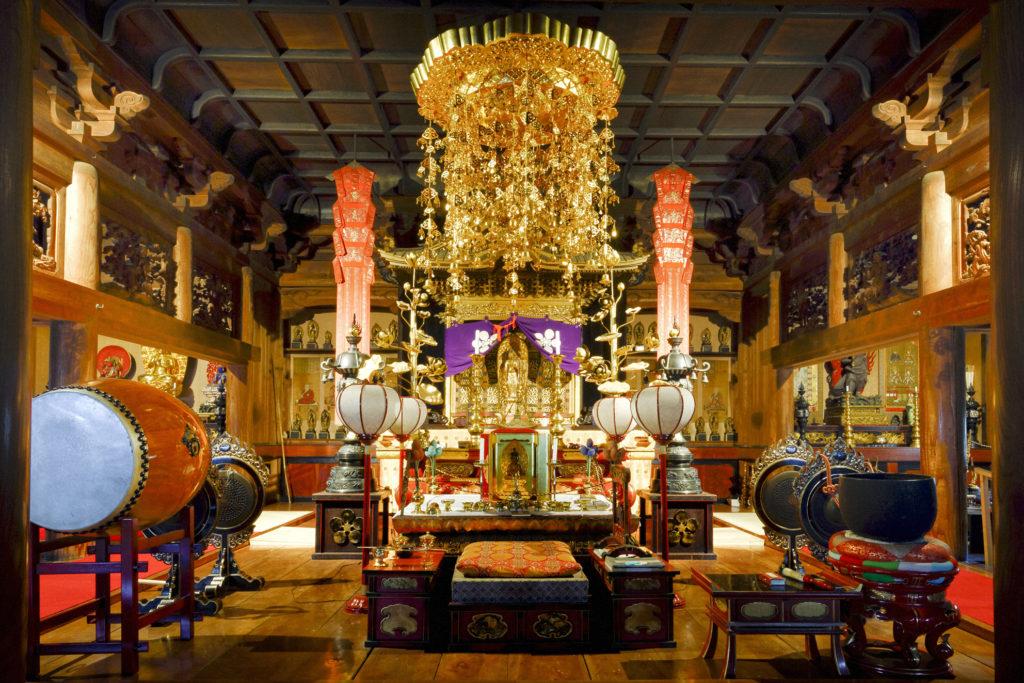 法福寺観音堂